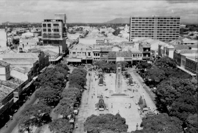 Praça do Ferreira antiga