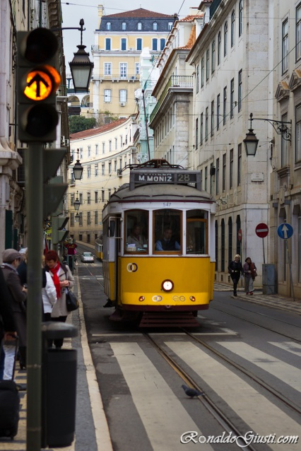 Bonde elétrico Lisboa