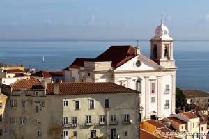 Vista Miradouro Santa Luzia