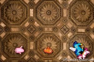 teto Galeria Vittorio Emanuele