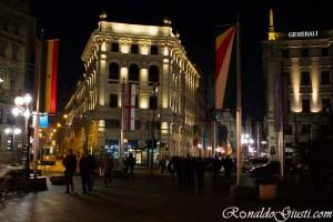 Reveillon em Milão