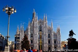 Piazza Del Duomo Milao