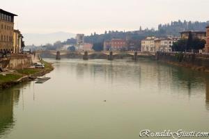 Rio Arno - Florença
