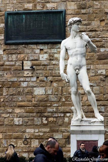 Davi, Michelangelo