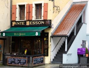 Pinte Besson Lausanne