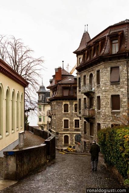 ruas de Montreux
