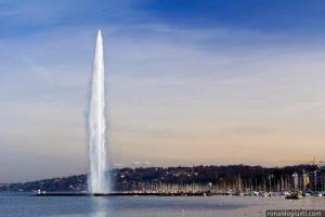 jato d'eau Genebra