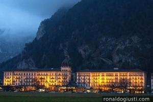 Hotel Victoria-Jungfrau Interlaken