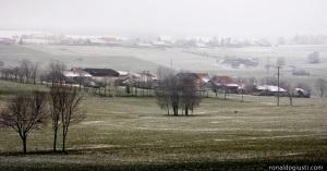 neve na Suíça Alemã
