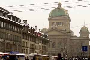 Berna - Parlamento Suíço