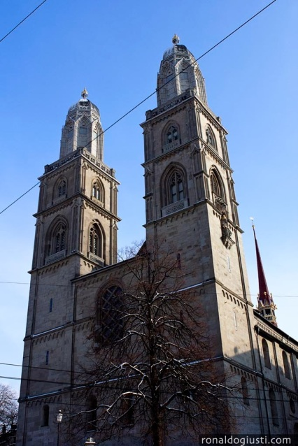 Catedral Grossmünster