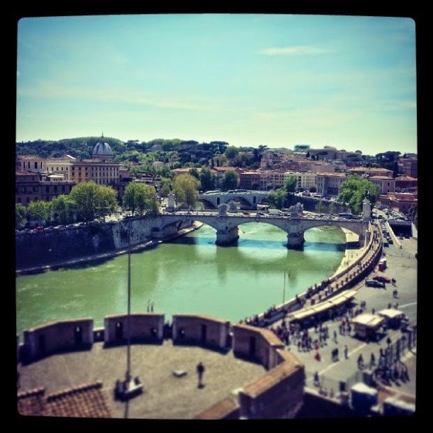 Rio Tevere - Roma