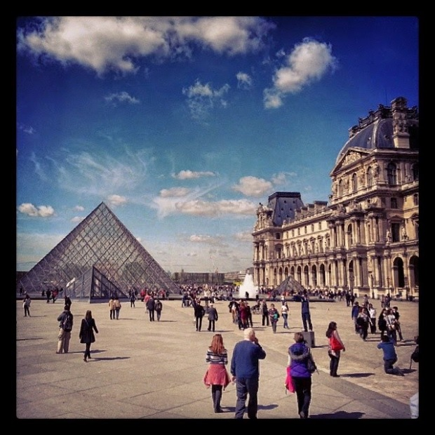 Louvre - Paris