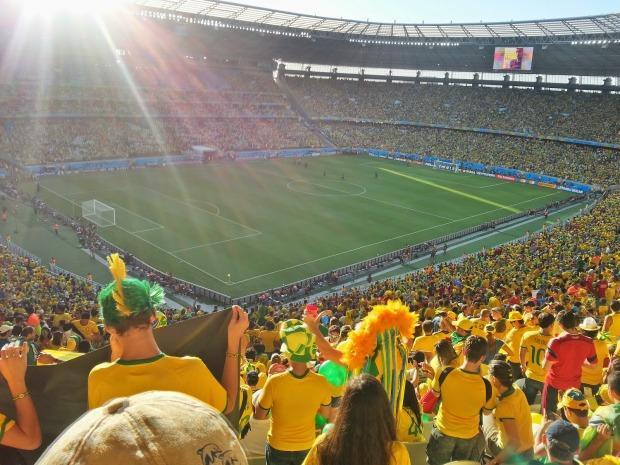 Castelão na Copa do Mundo