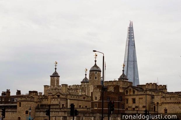 Torre de Londres e The Shark