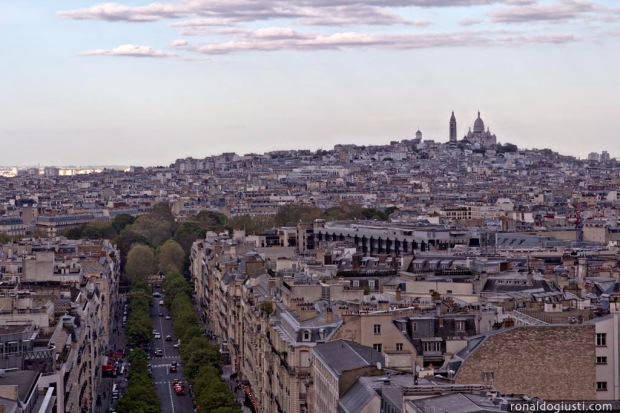 Montmartre Sacre Coeur