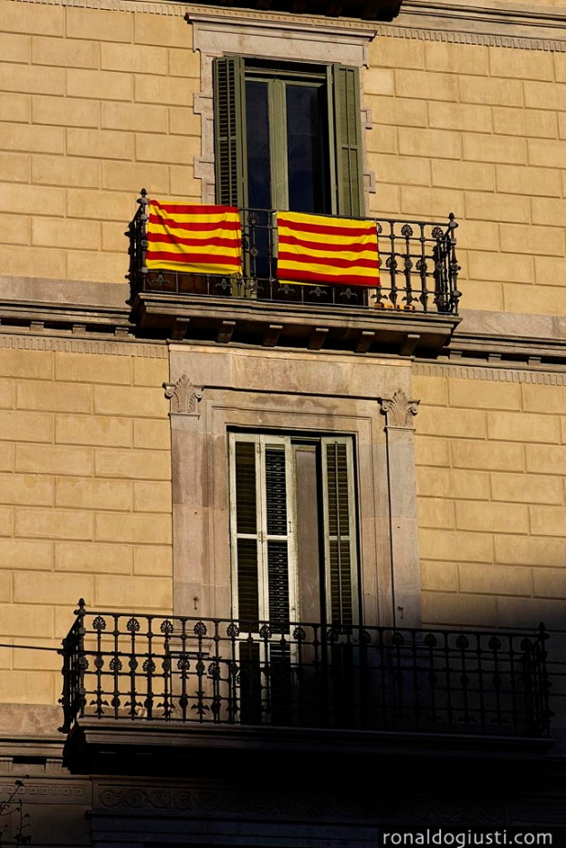 Fachadas de Barcelona